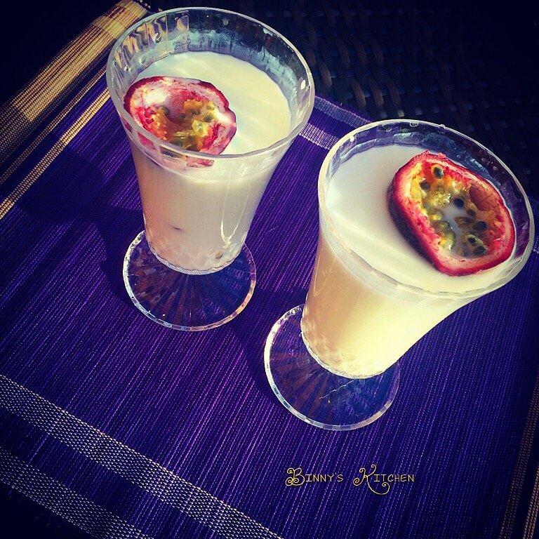 Passionfruit Lassi