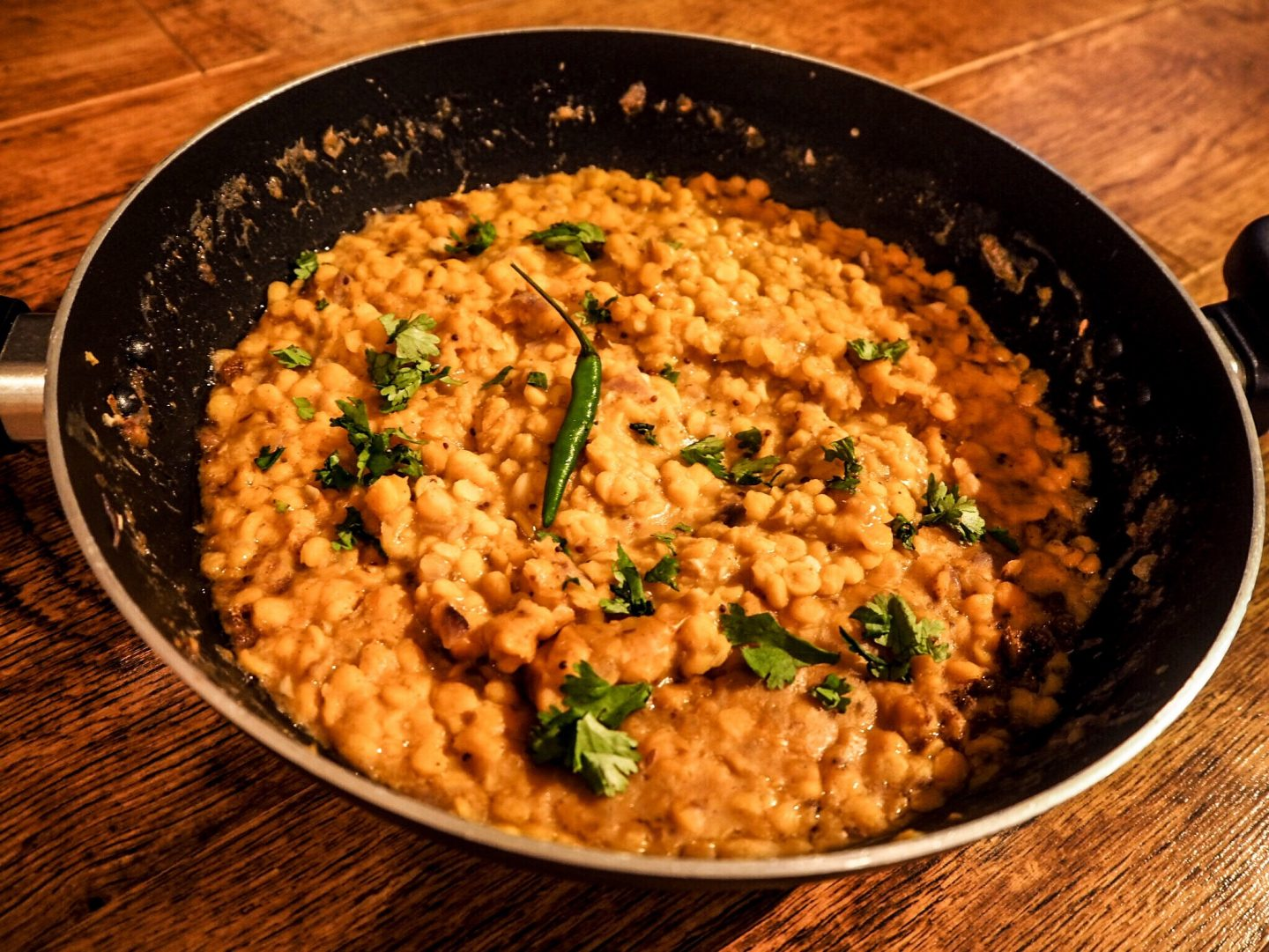 Hearty Chana Dal