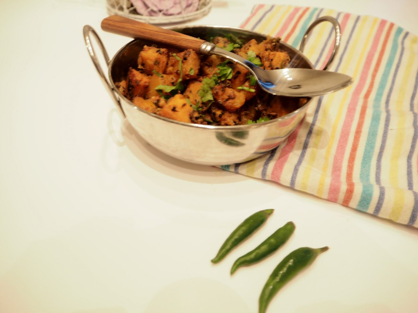 Spice and Squash – how I like my butternut squash in autumn