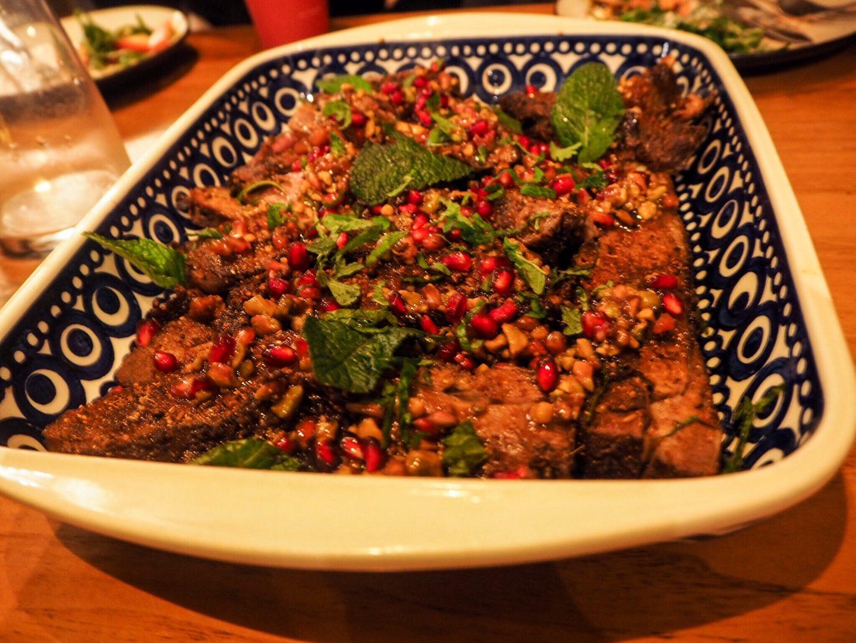 Ceru – a Levantine feast