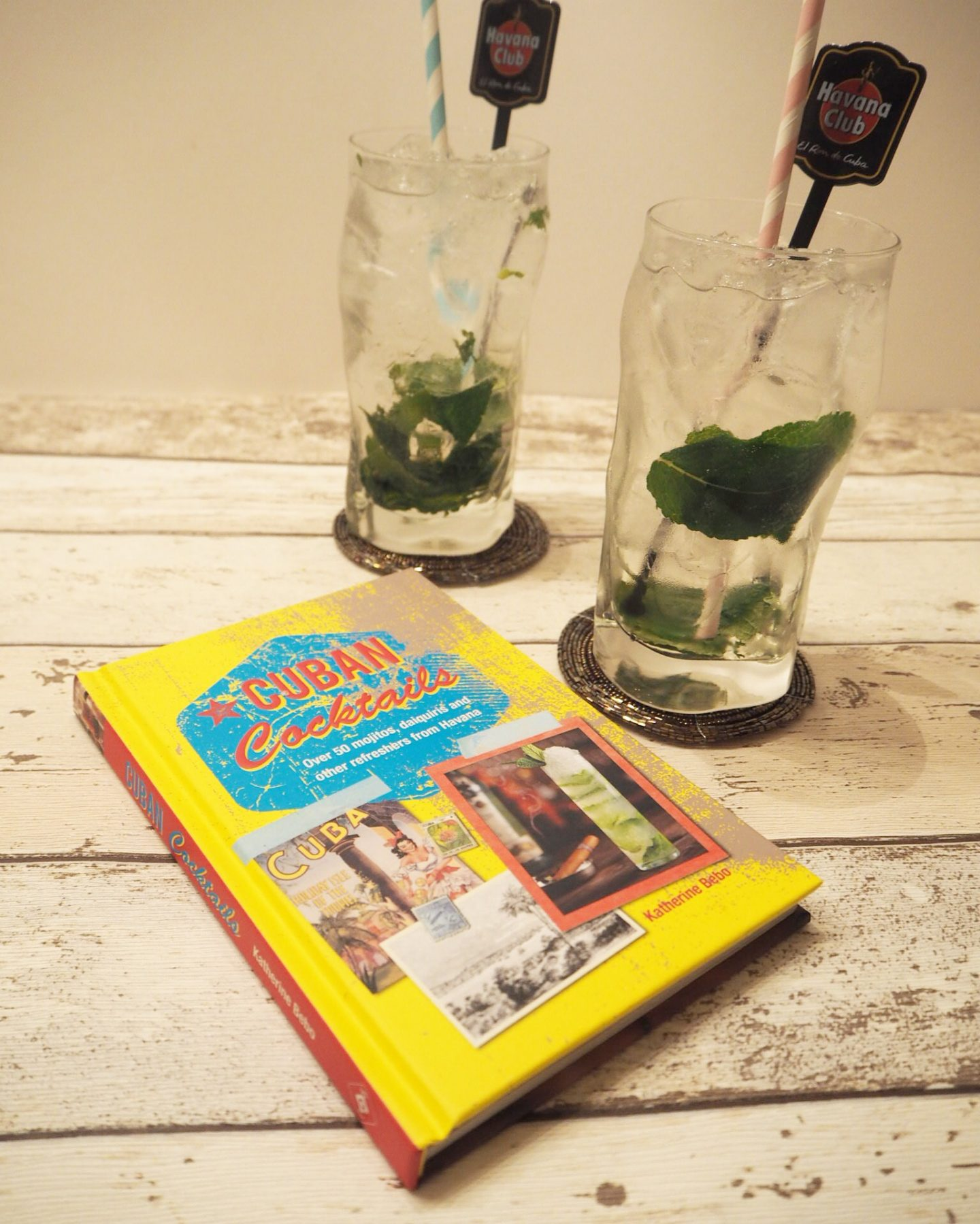 Book Review: Cuban Cocktails, Katherine Bebo