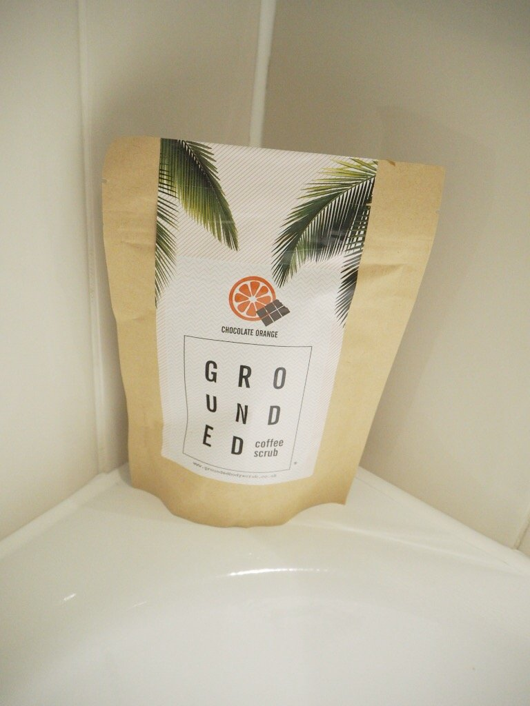 Beauty Product Review: Chocolate Orange Grounded Coffee Scrub