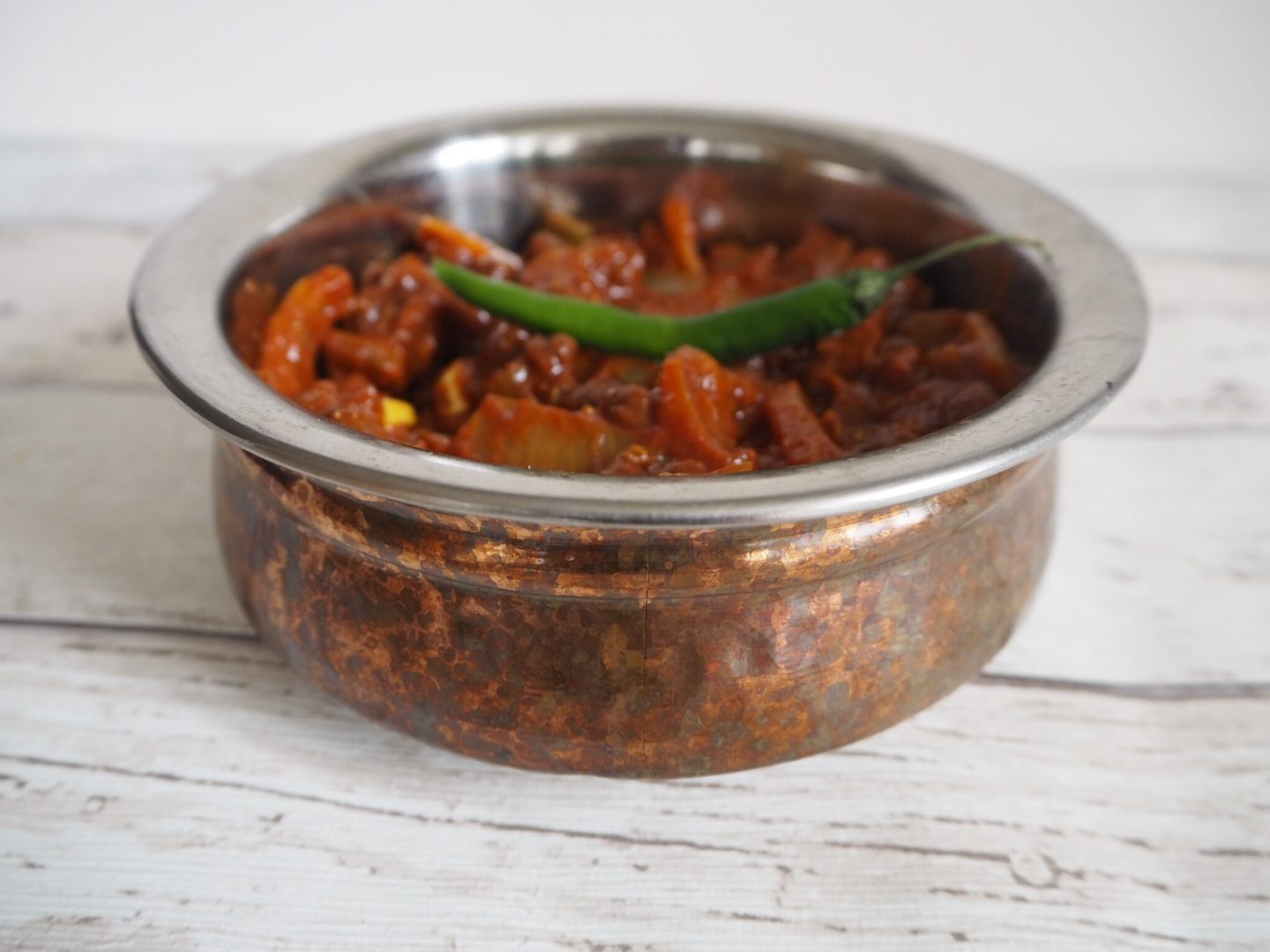 Kala Chana (Black Chickpea) Masala