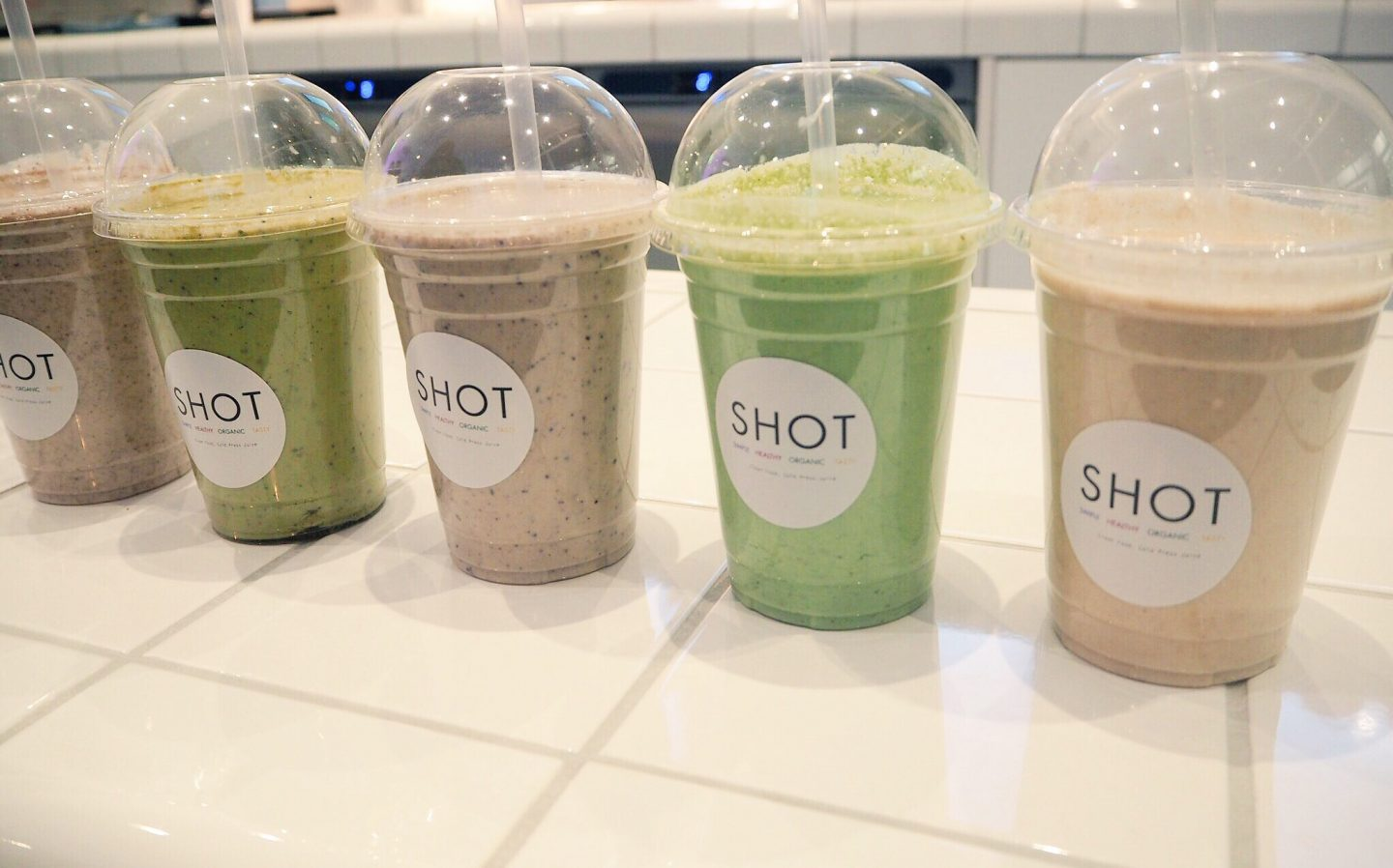 SHOT launch – clean eatery in London