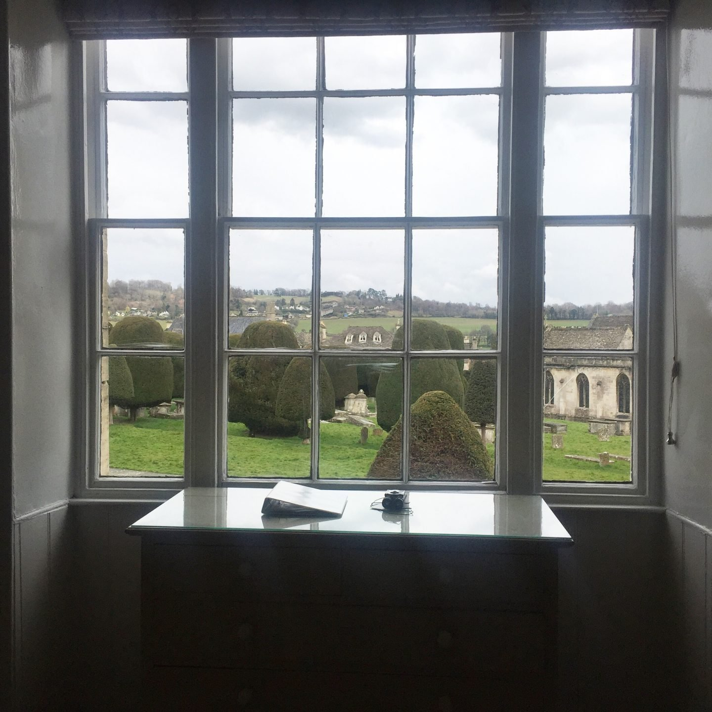 A weekend in the Cotswolds at The Falcon, Painswick