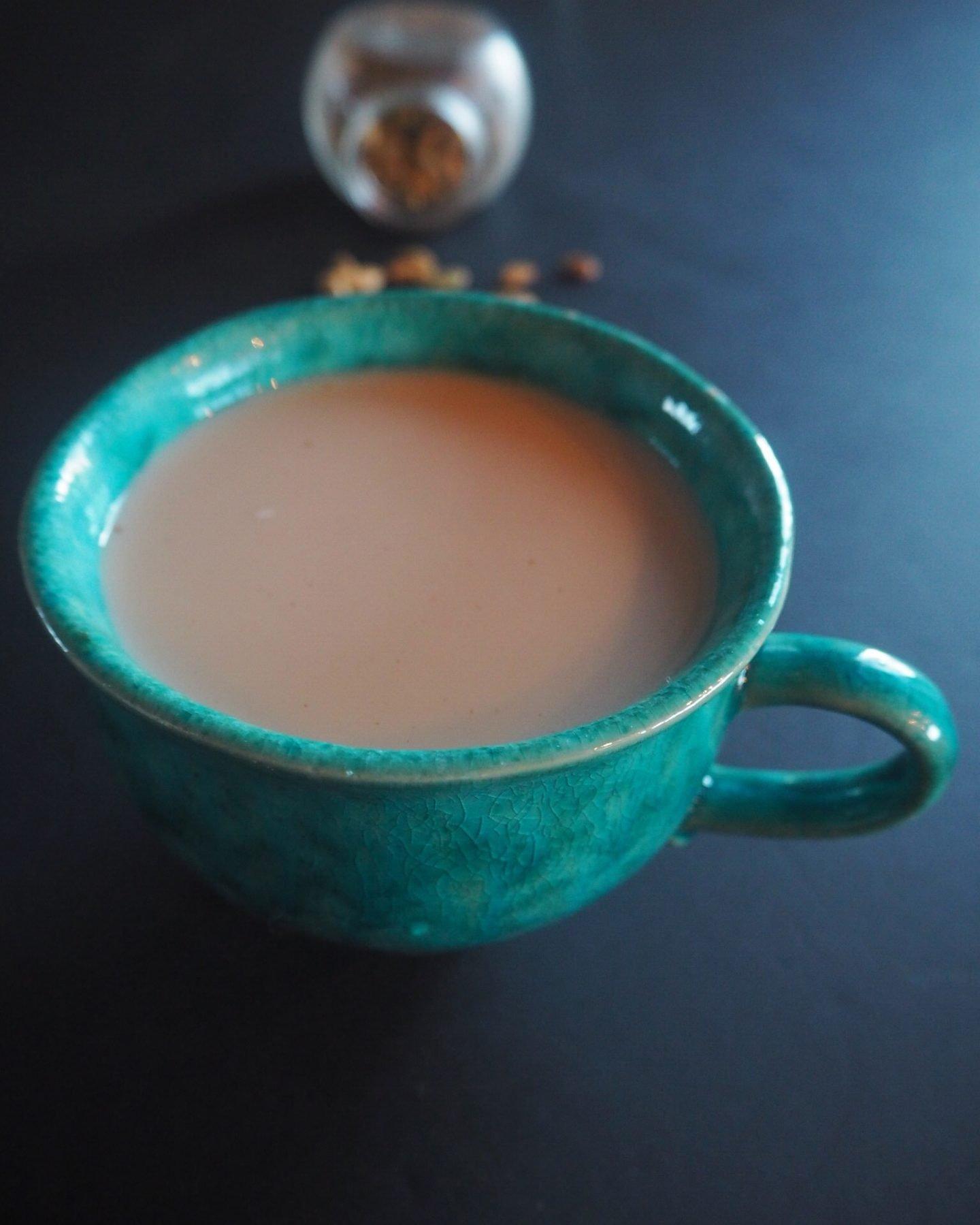 Cardamom and Vanilla Coffee
