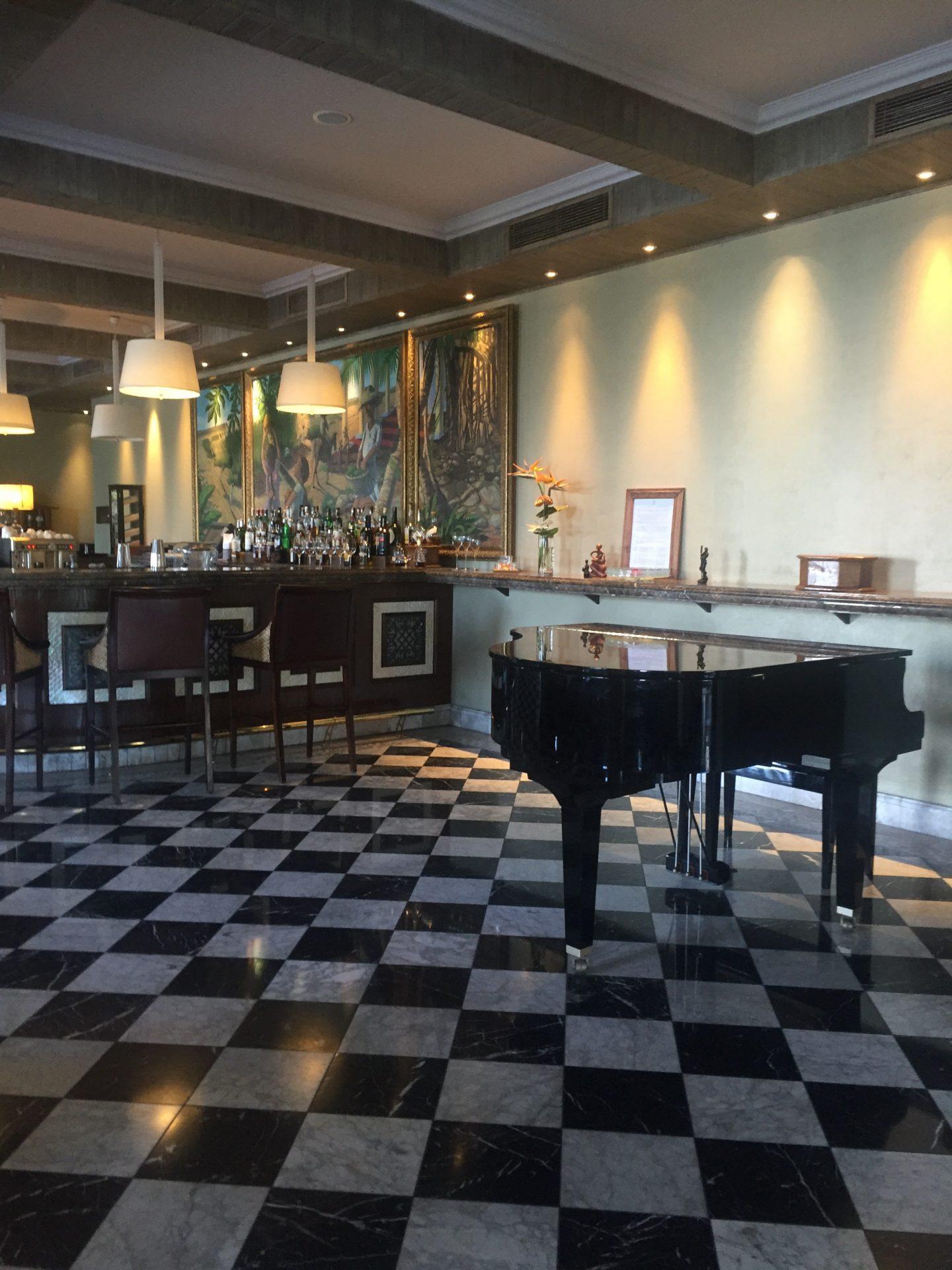 The 1904 Bar – St Regis Mauritius