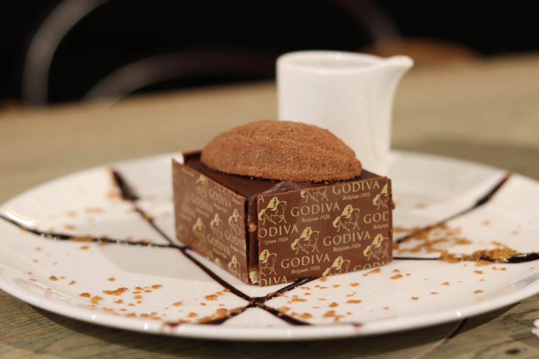 Godiva Chocolate Cafe – Harrods, London