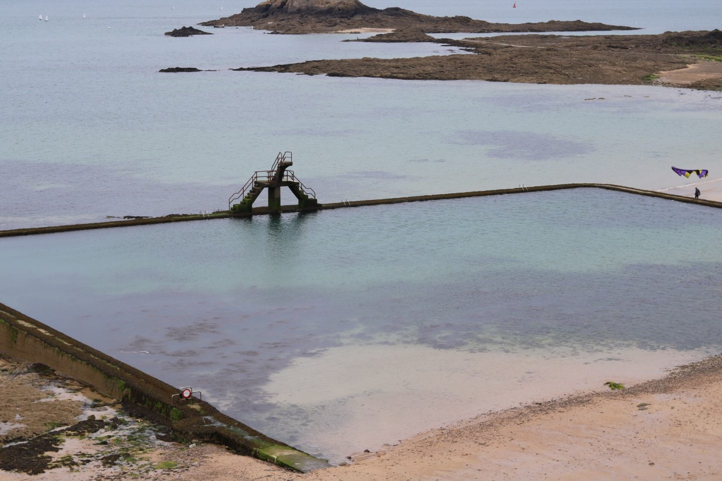 A weekend in St Malo, Brittany