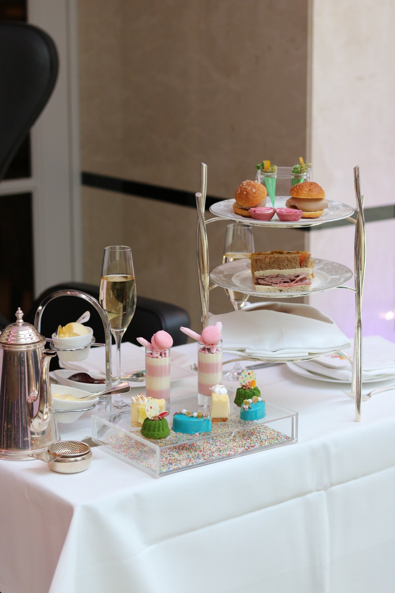 The Conrad Candy Shop Afternoon Tea at Conrad St. James