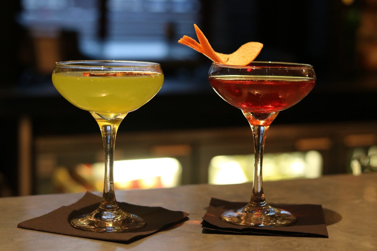 Cocktails and Yorkshire Puddings at Reform Social and Grill