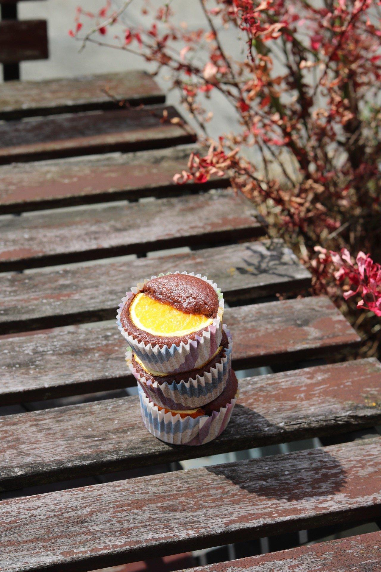 Chocolate and Orange Cake/ Cupcakes