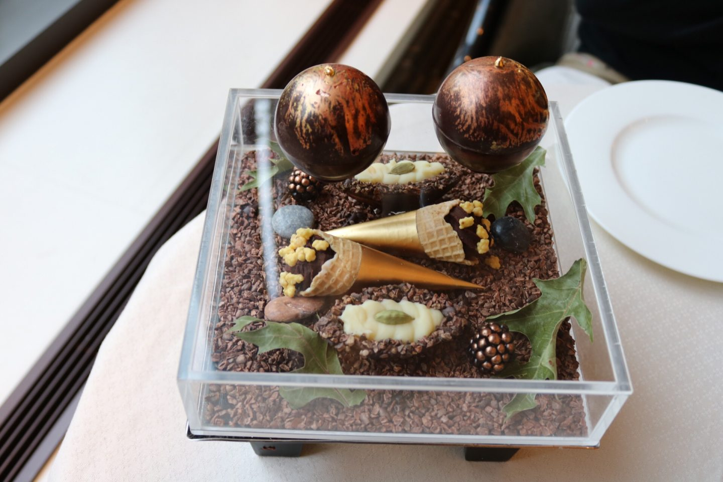 The Chocolate Afternoon Tea at the Intercontinental Park Lane