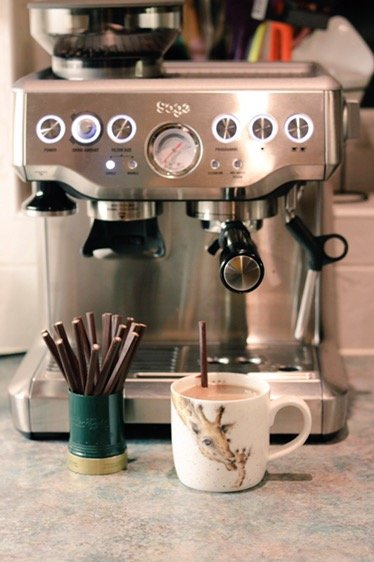 Review: The Barista Express – Sage Appliances