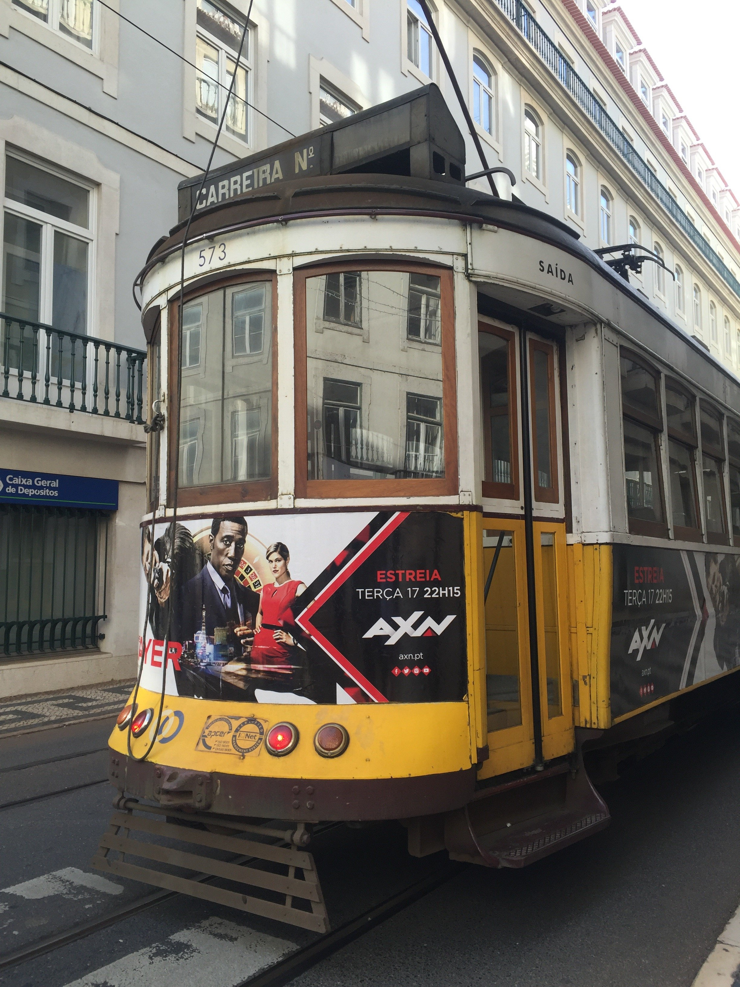 Top 5 things to do in Lisbon