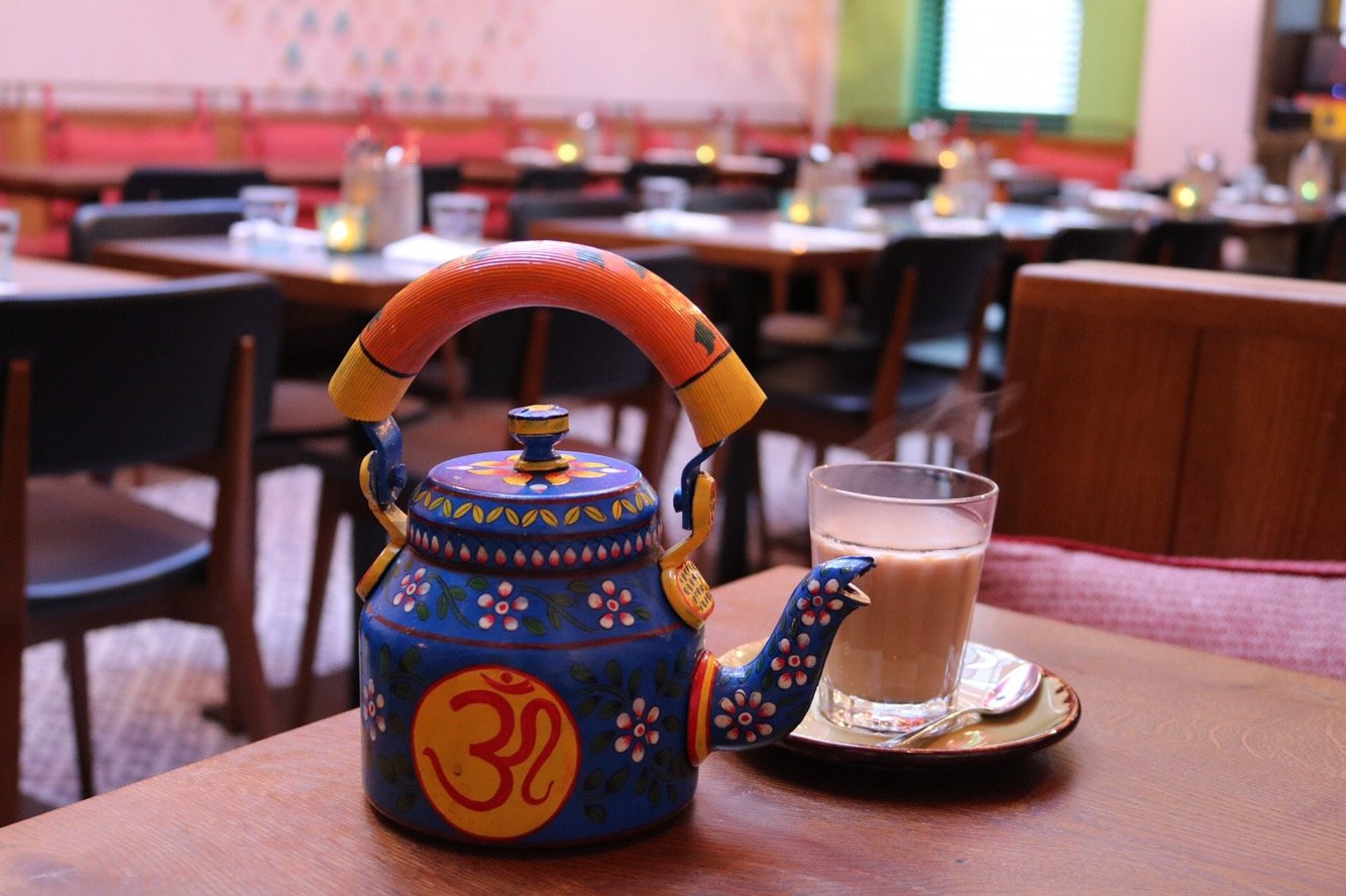 The Trader's High Tea at Cinnamon Bazaar