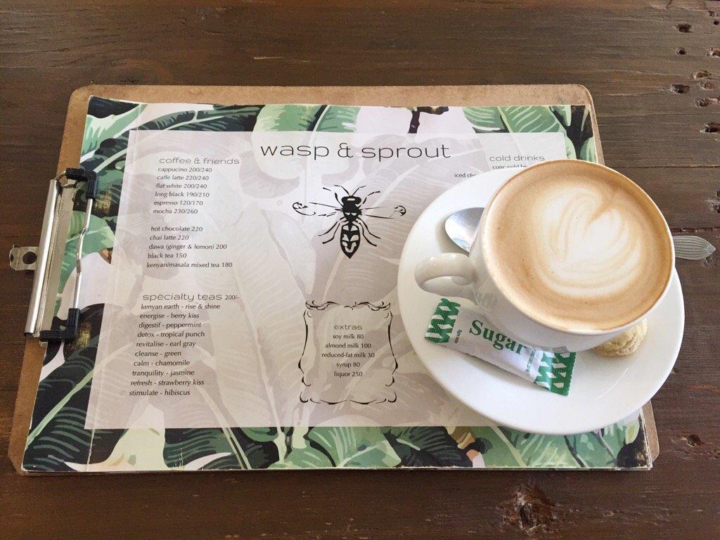 Wasp and Sprout – Nairobi, Kenya