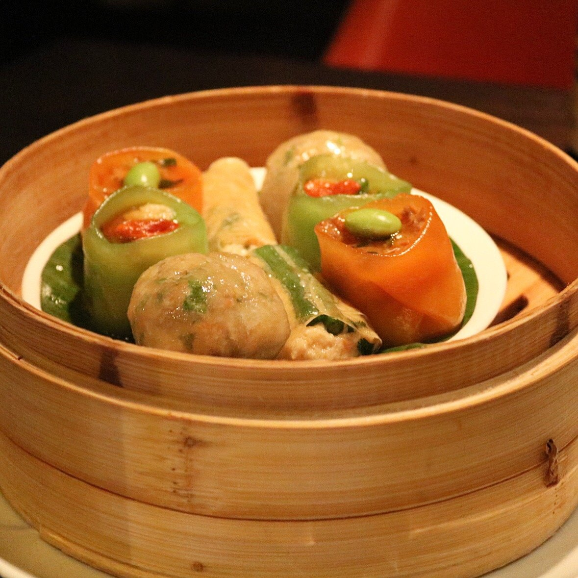 A Celebratory dinner at Michelin Starred Hakkasan Mayfair