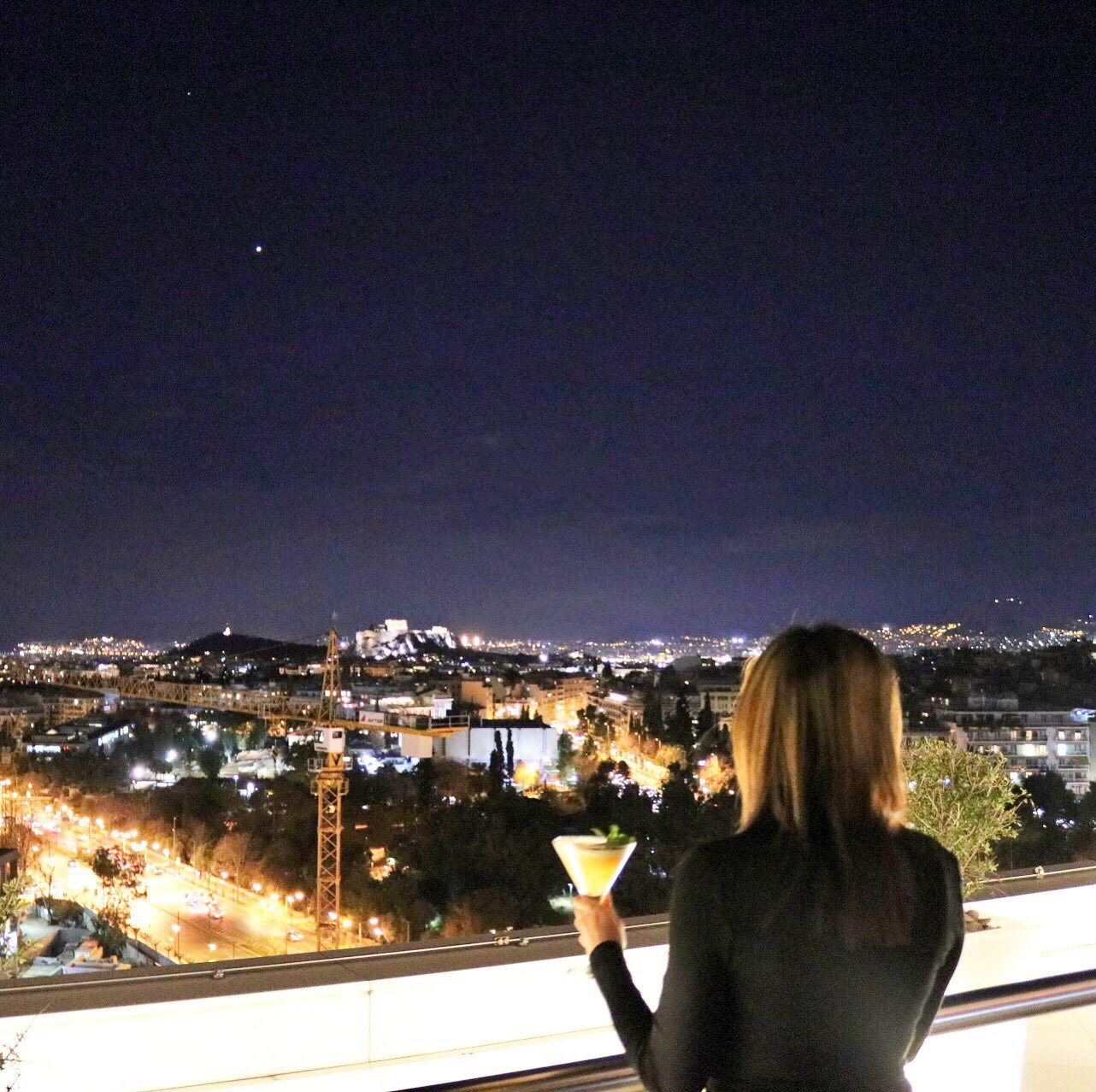 My Top 3 Luxurious Rooftop Bars and Restaurants in Athens