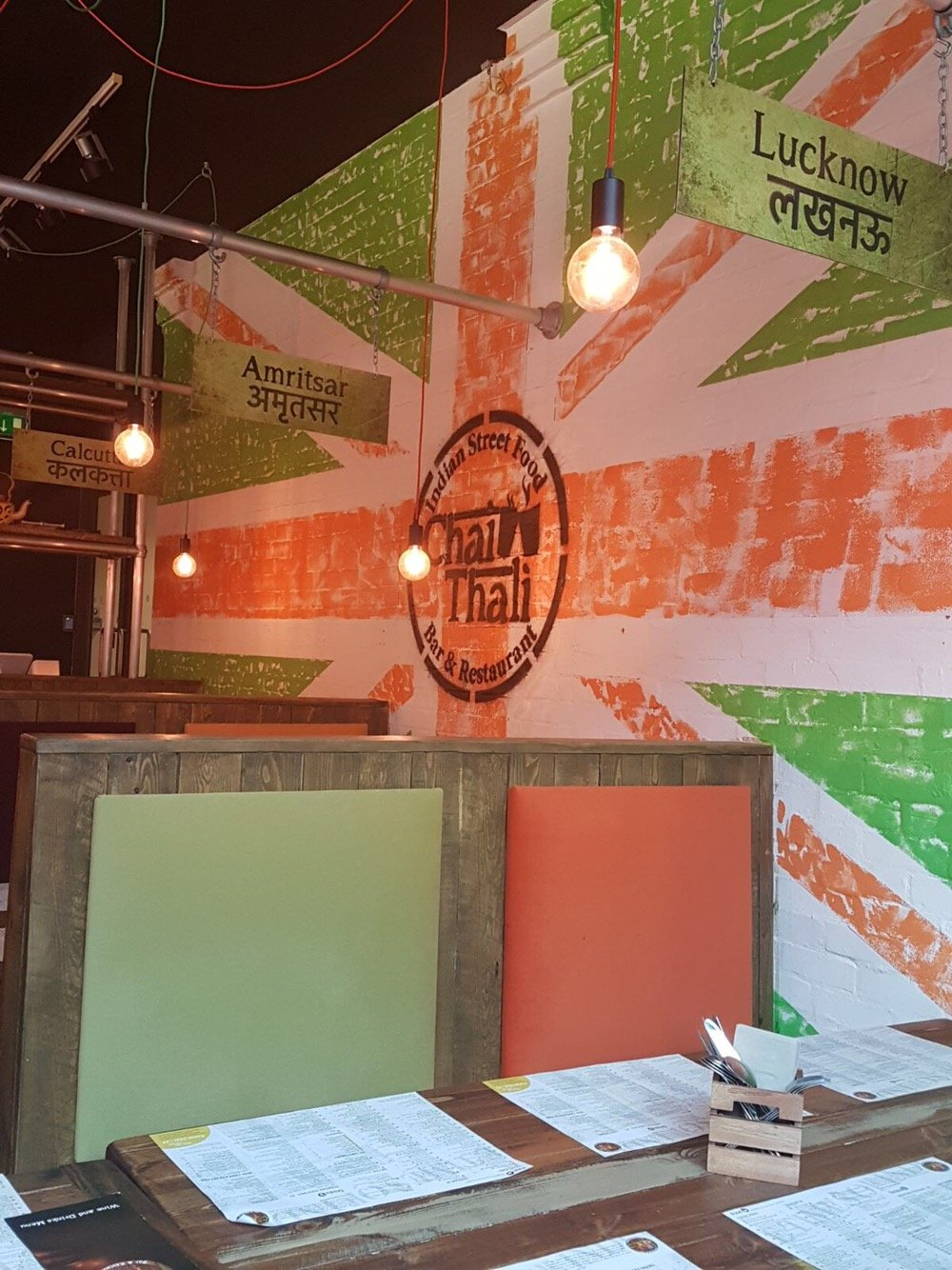 Review: Indian Street food at Chai Thali, Camden
