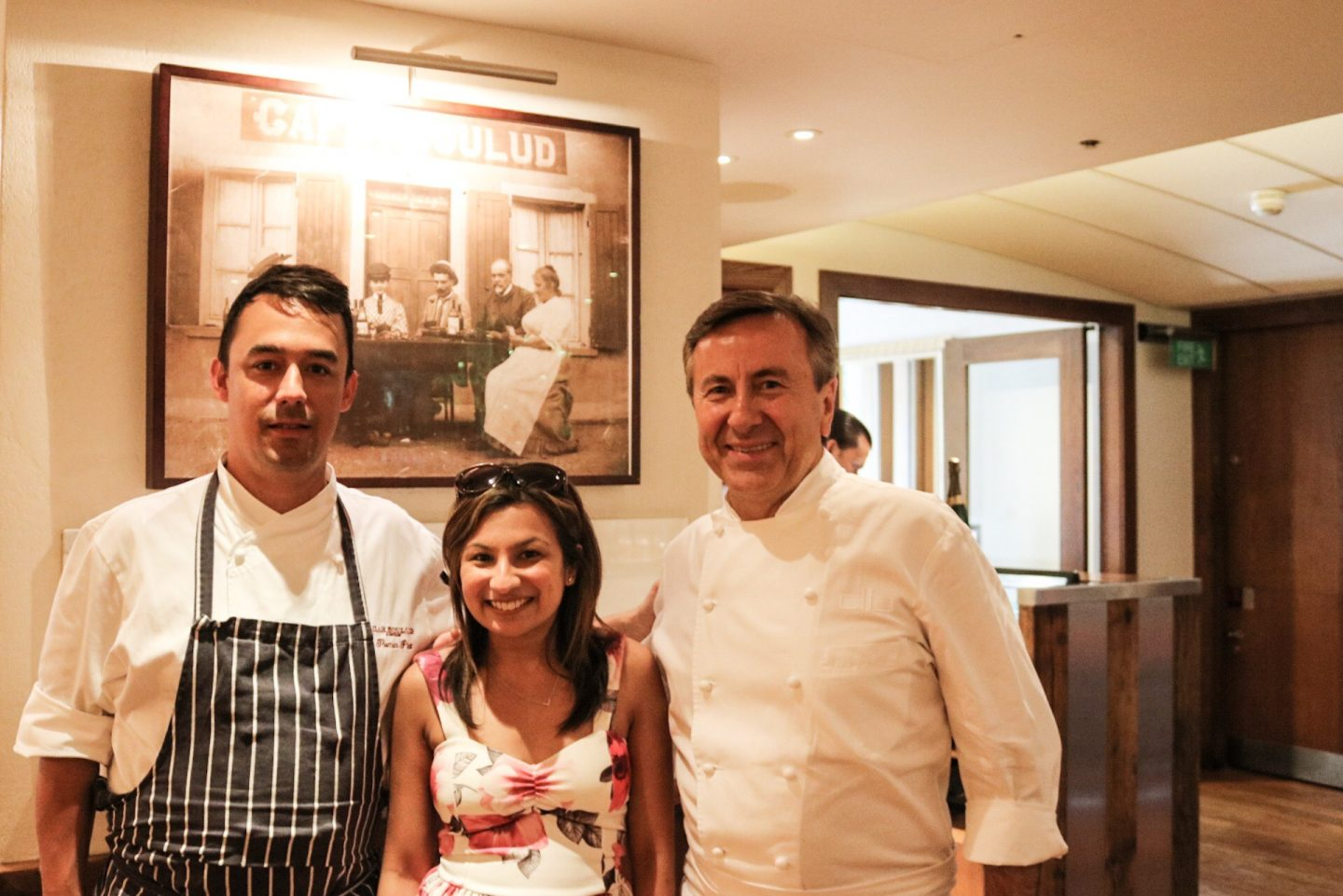 A taste of Provence at Bar Boulud with Chef Daniel Boulud and Chef Thomas Piat