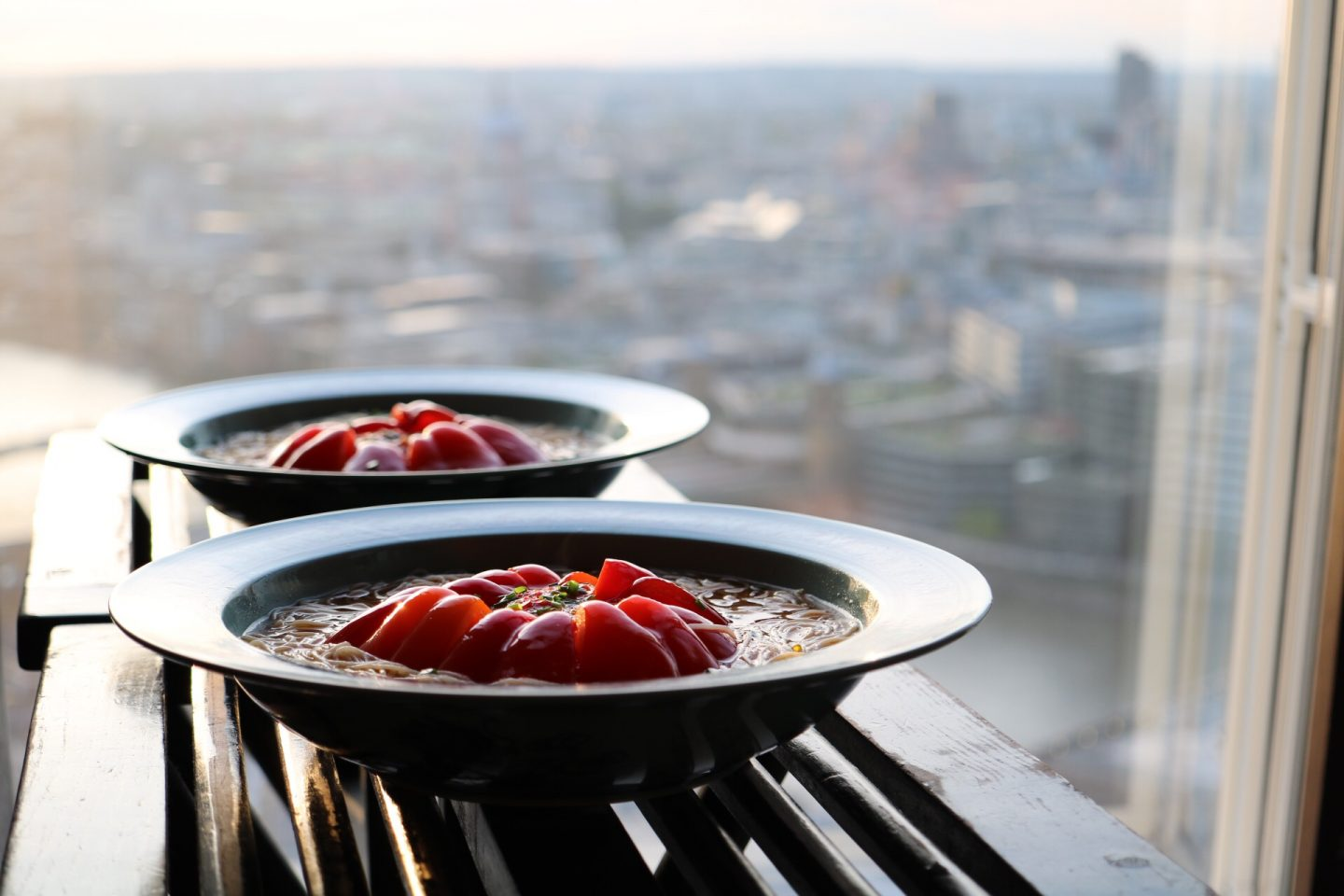 Northern Chinese food with panoramic views at Hutong, The Shard