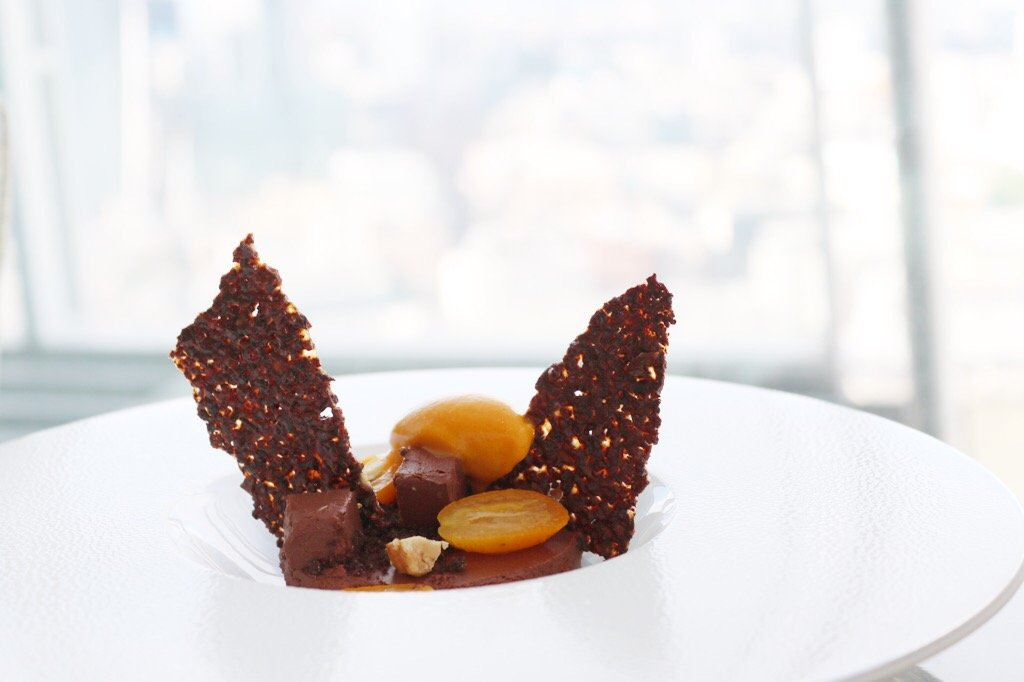 A Chocolate Masterclass at Shangri-La London for National Chocolate Week