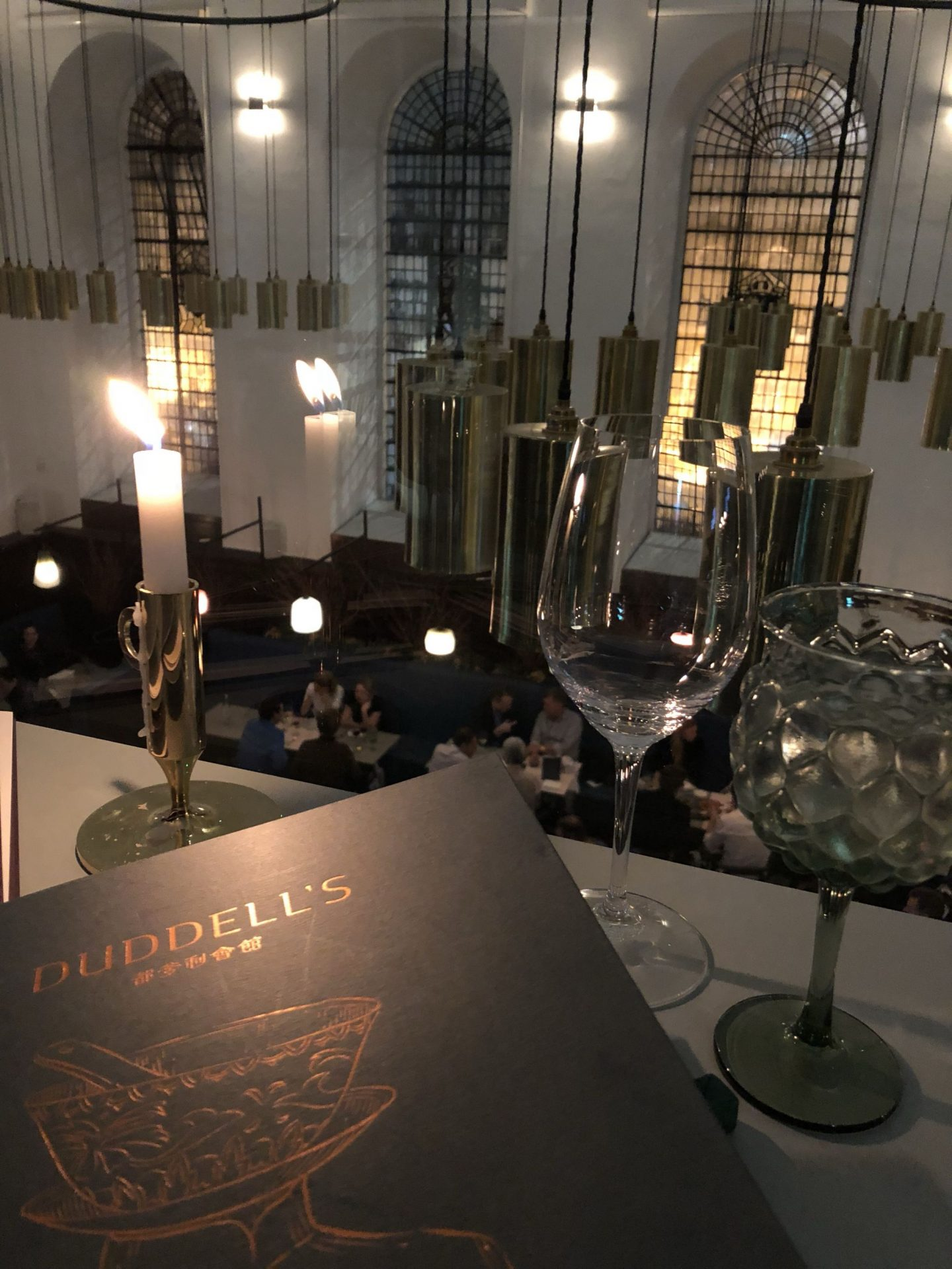 Review: Duddells London