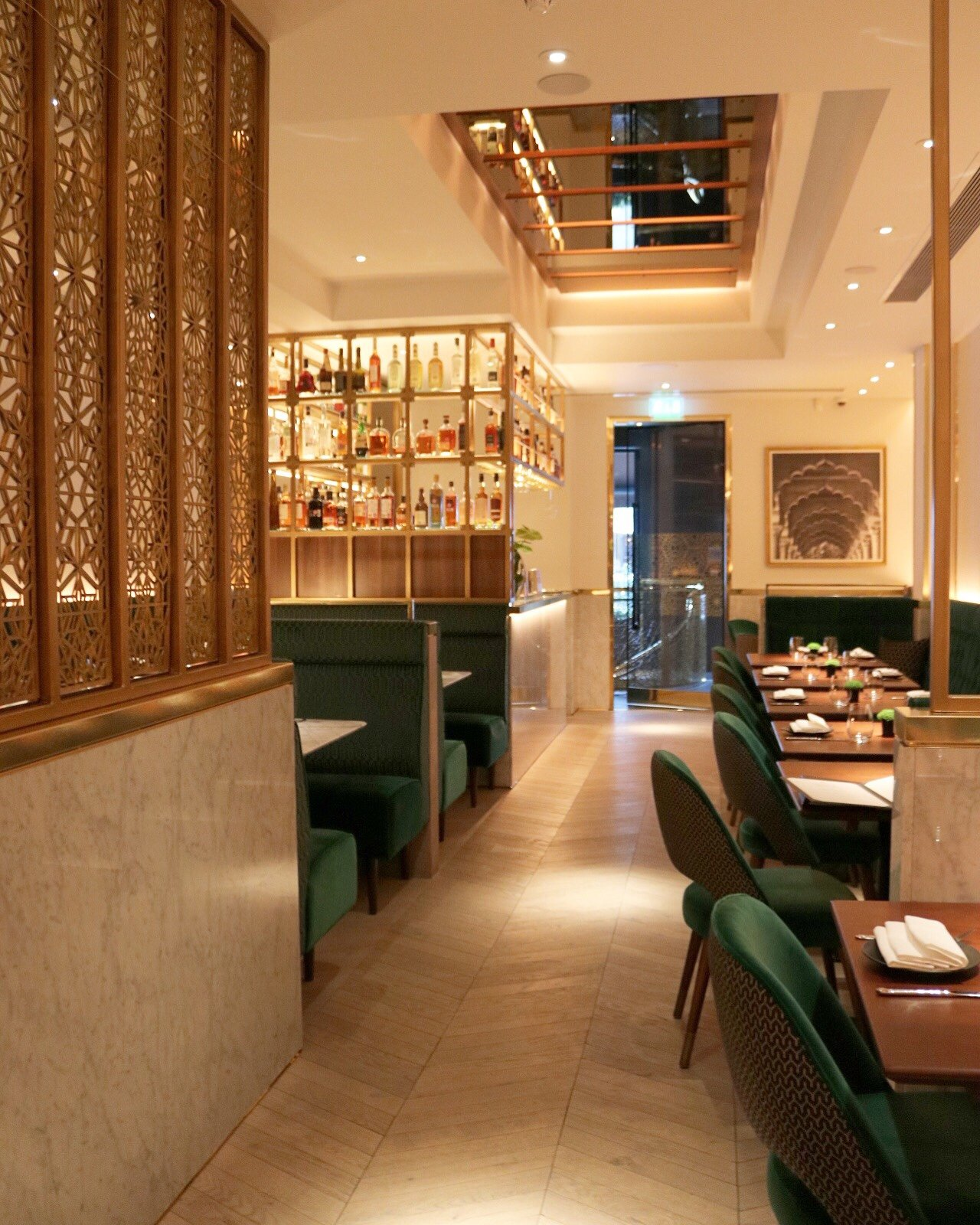 Review: Indian Accent, London