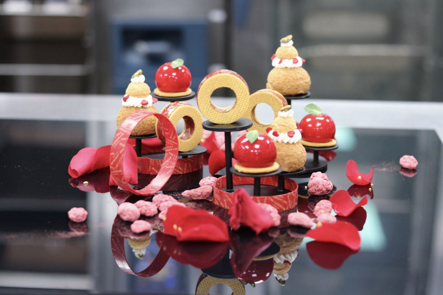 The Valentine's Day Afternoon Tea at The Langham, London