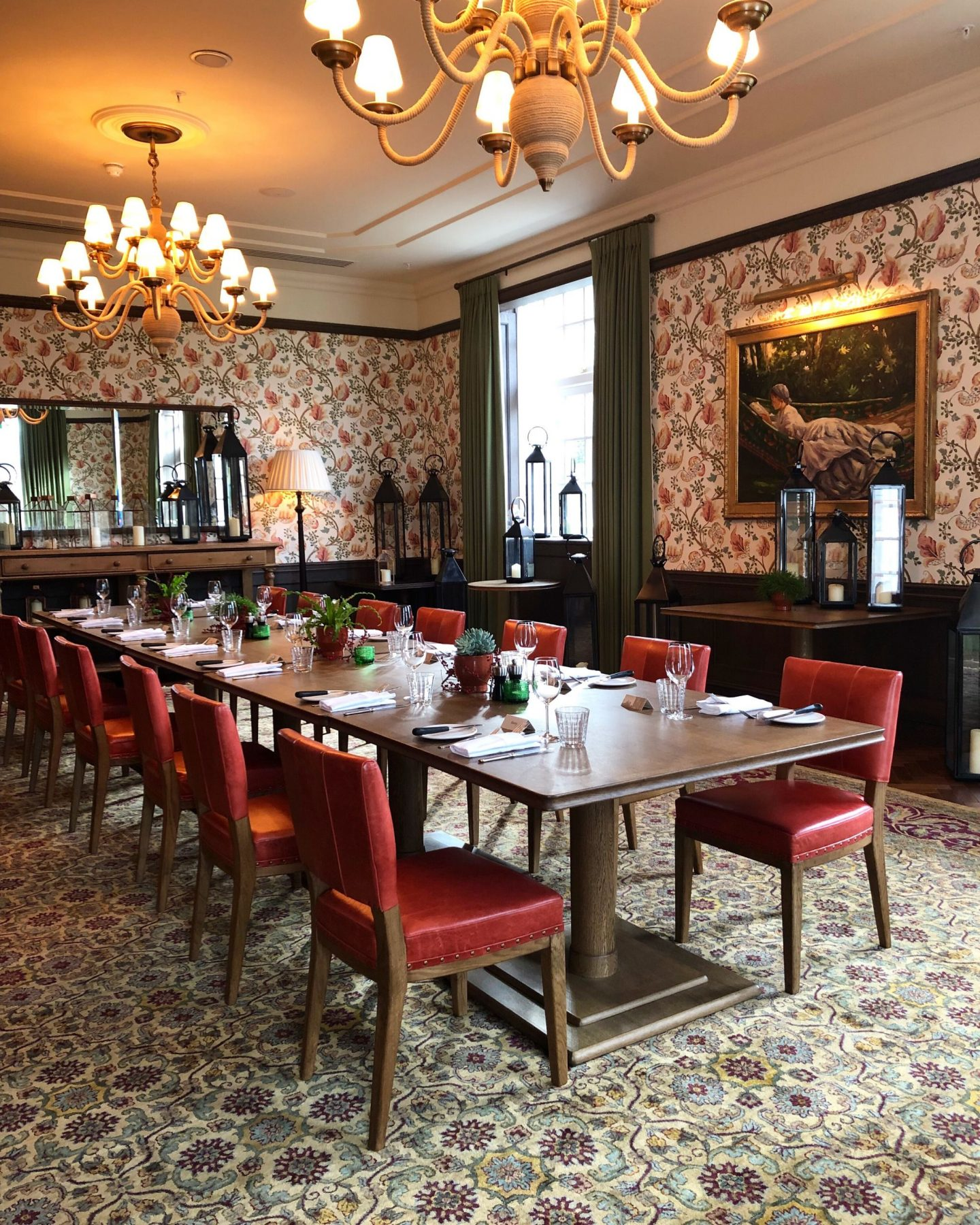 The Seasonal Social Supper at The Wild Carrot, Four Seasons Hampshire