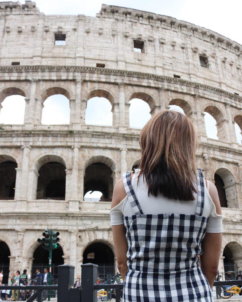 Coloseum in Rome