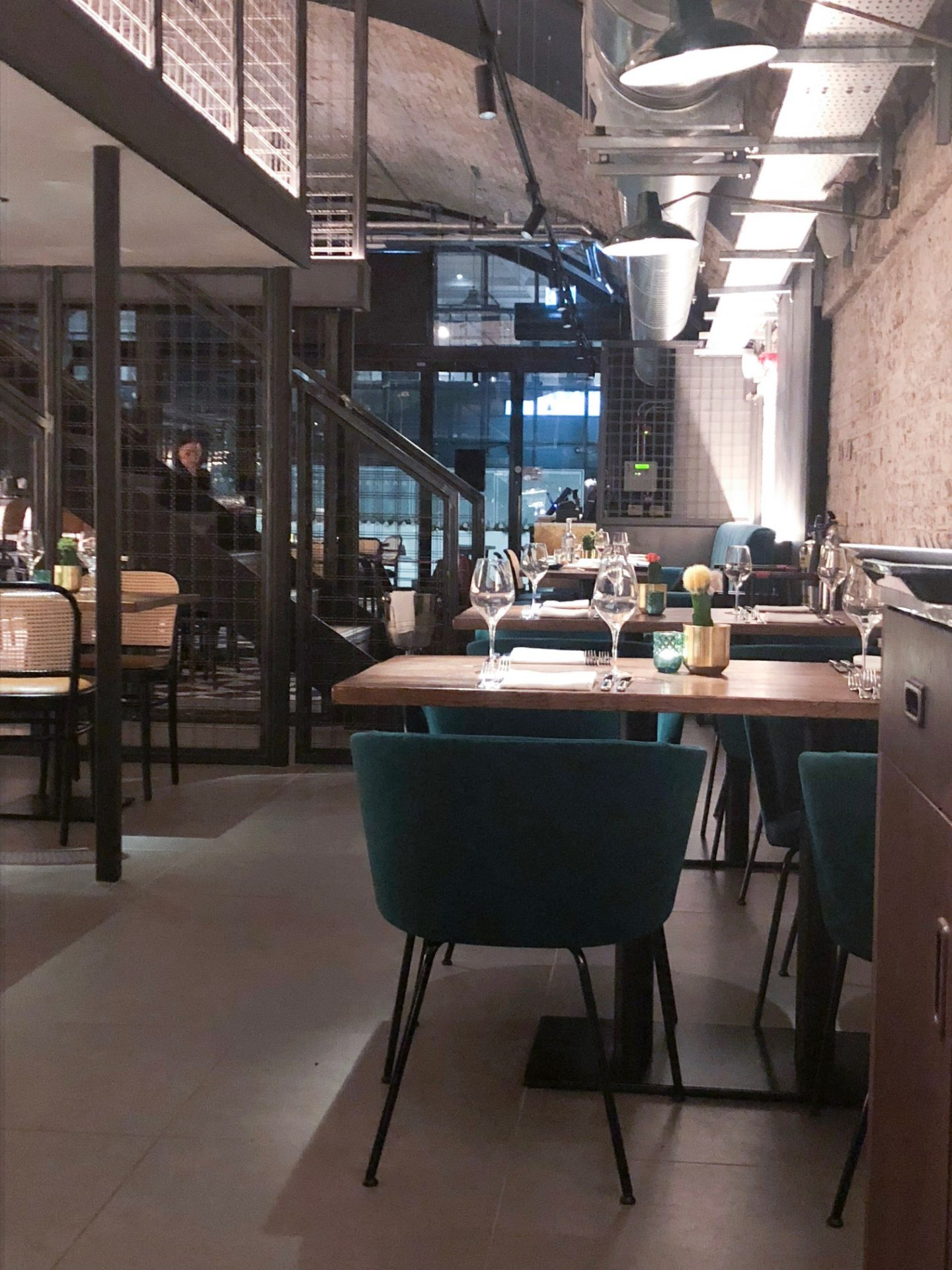 Review: Cinnamon Kitchen Battersea