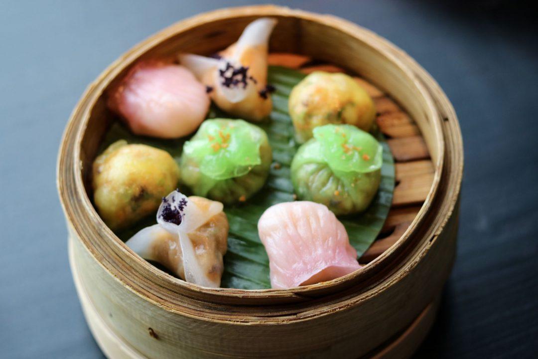Dim Sum at Hutong