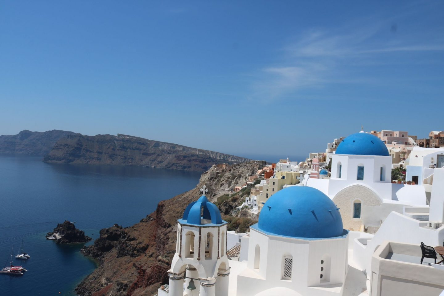 Postcards from Santorini – photos that will spark your wanderlust for this gorgeous Greek Island