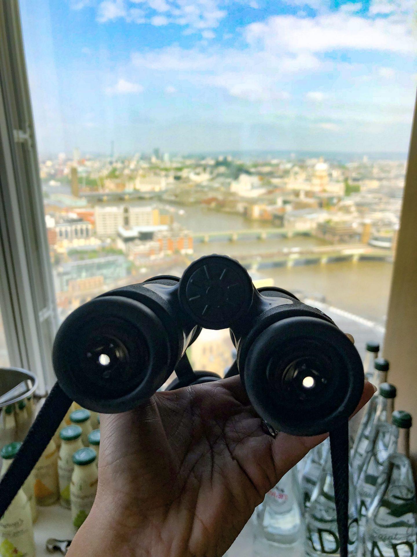 A tour around London to #seetheunseen with Swarovski Optik and Small Car Big City