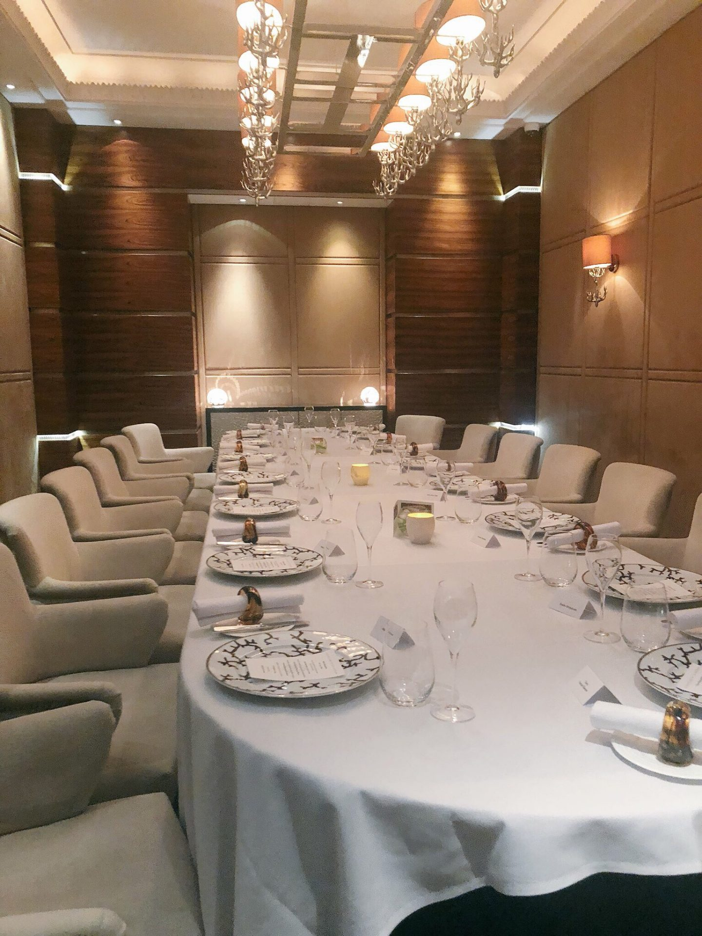 Michelin-Starred Supper Club in partnership with Nyetimber at Alyn Williams At The Westbury