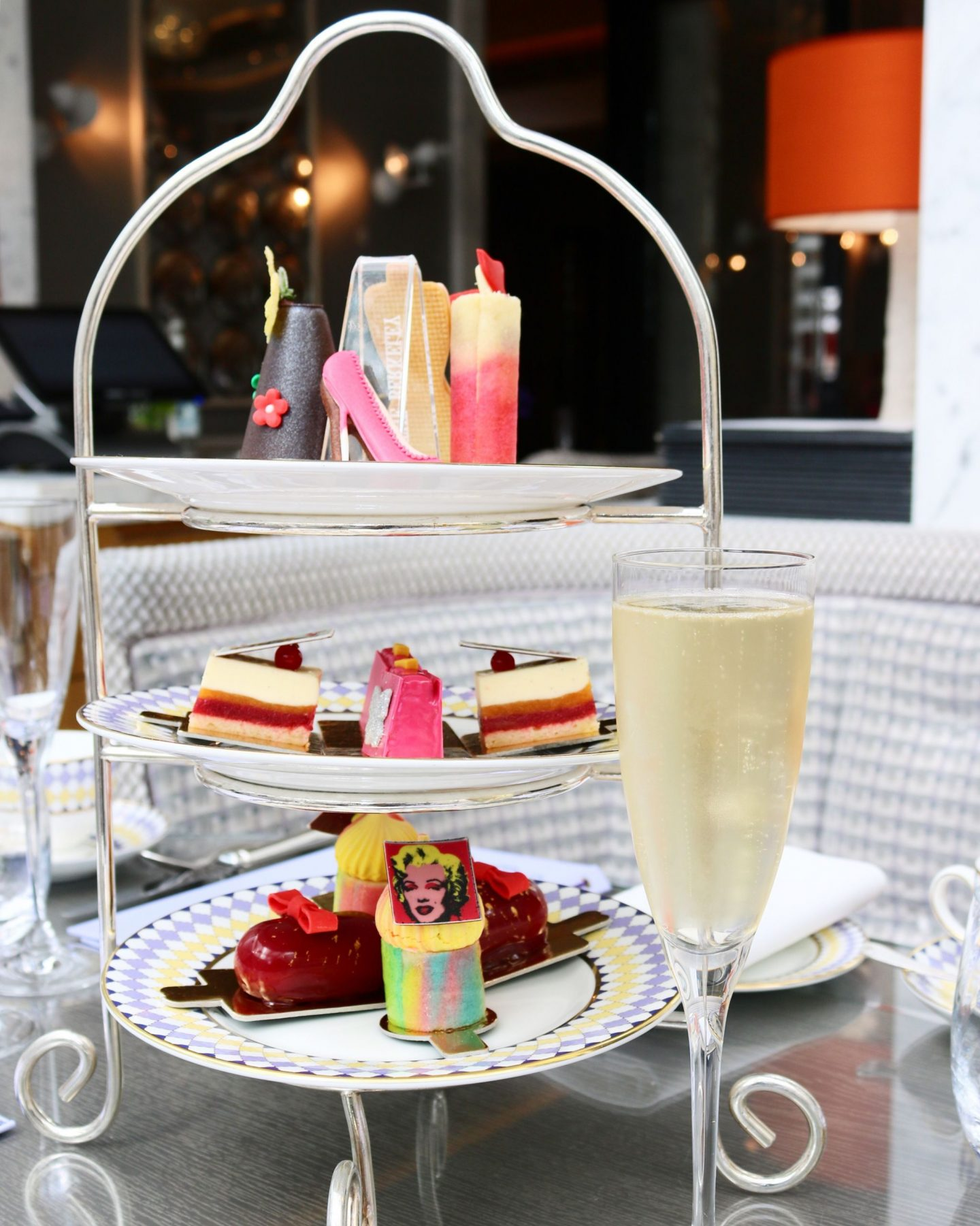Afternoon Tea: Prêt-à-Portea at The Berkeley, Spring/Summer 2018
