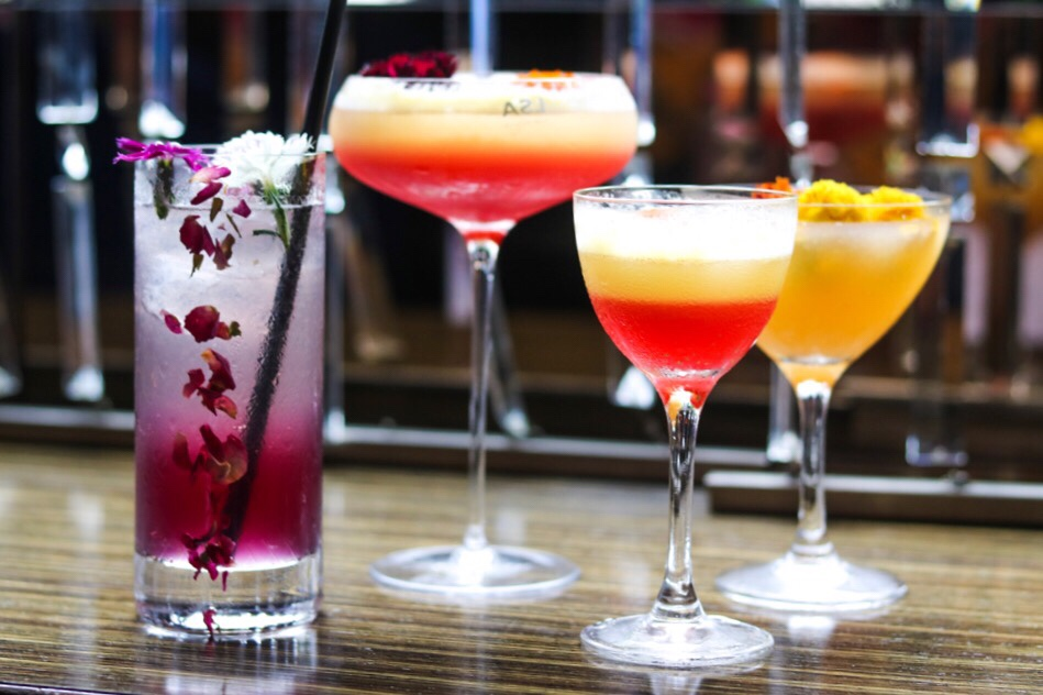 The Season of Flowers at The Polo Bar, The Westbury Mayfair, a Luxury Collection Hotel, London