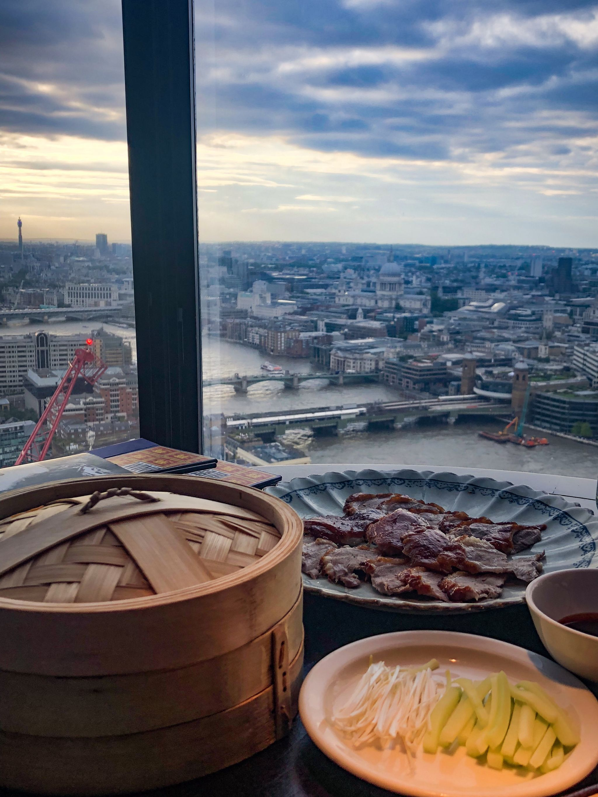 Hutong at The Shard