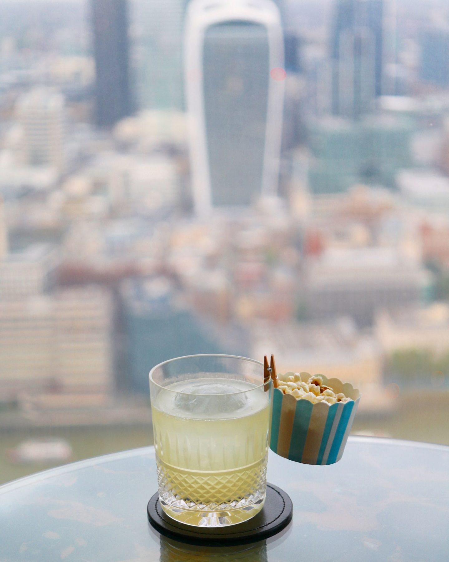 A Miscellany of Inventions at Shangri-La Hotel At The Shard London's Gōng Bar