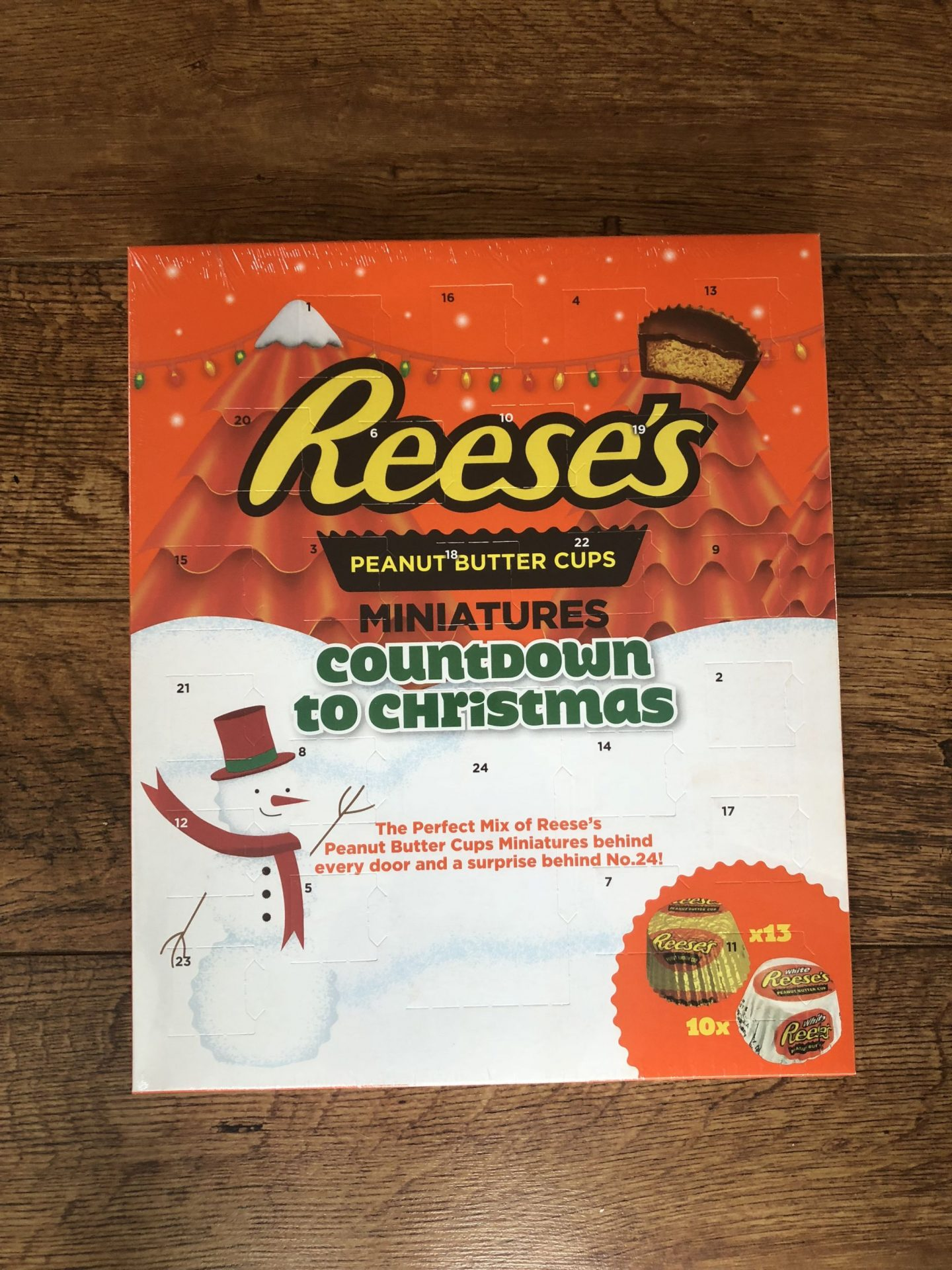 My top 5 picks for Advent Calendars to countdown to Christmas 2018!