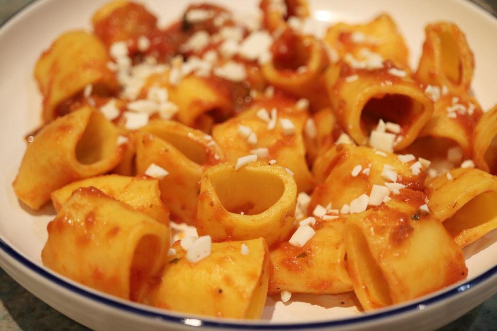 Review: Pasta Evangelists