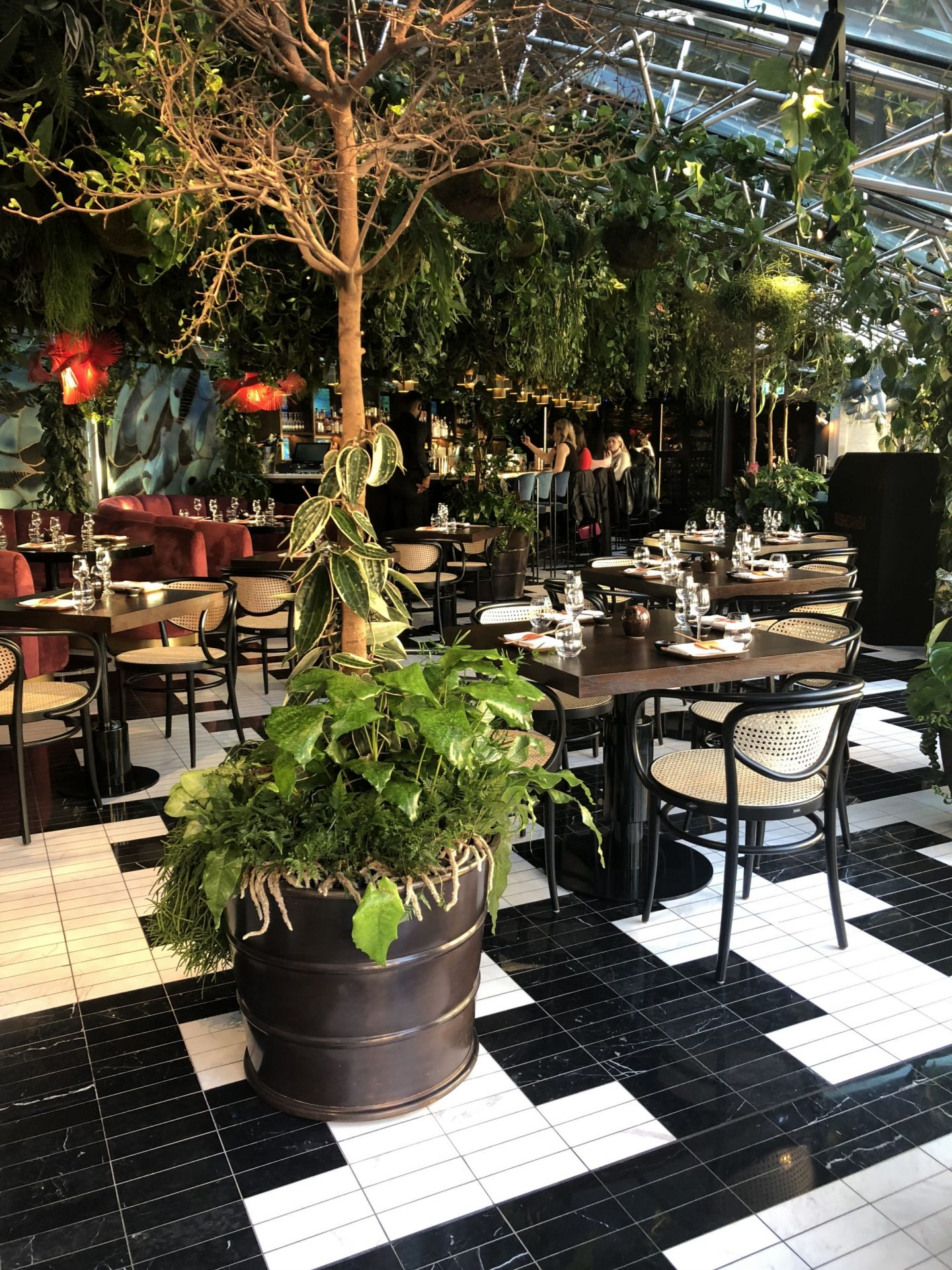 New opening: Lunch at SUSHI SAMBA, Covent Garden