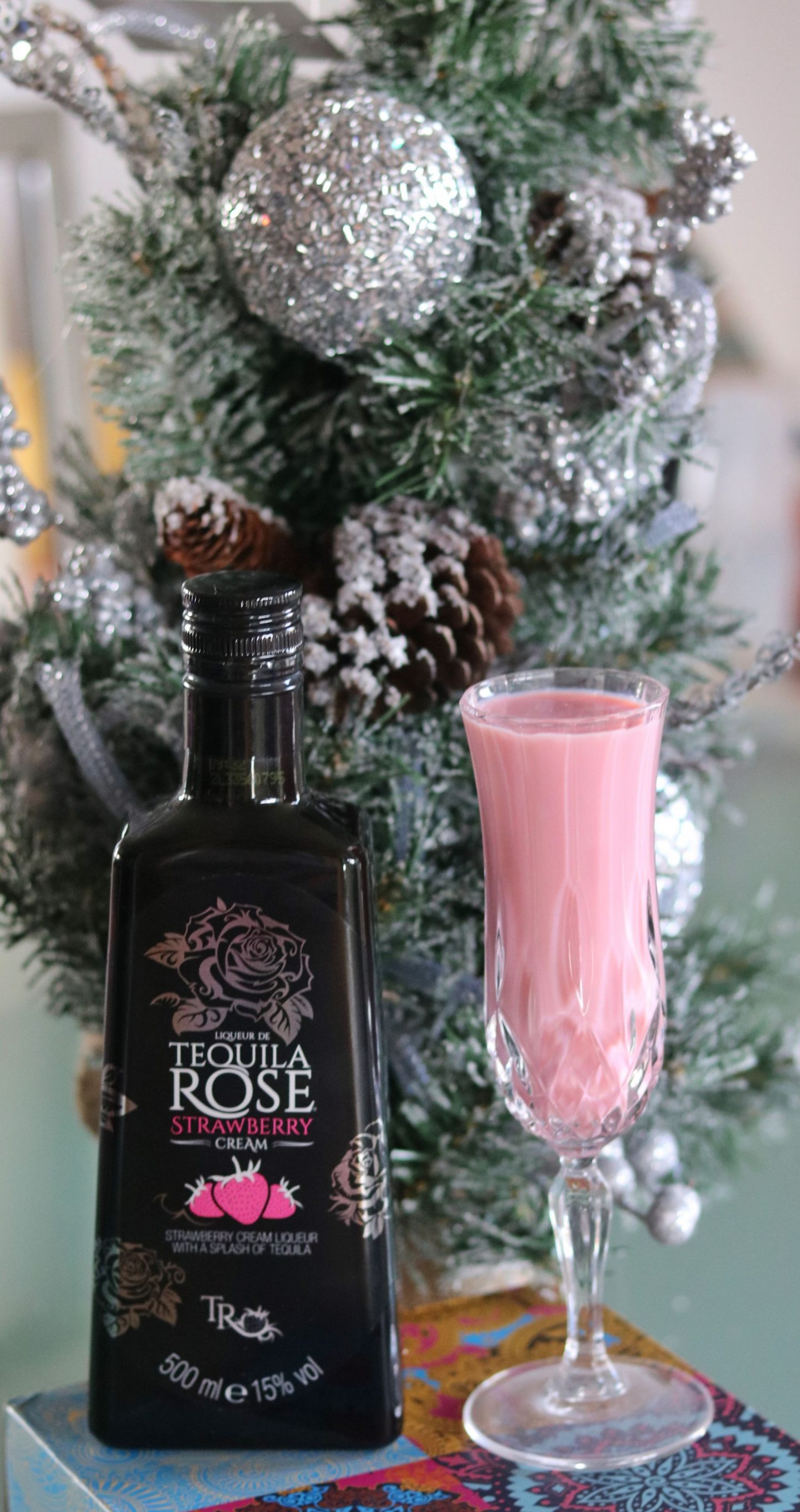 Different ways to serve Tequila Rose this festive season
