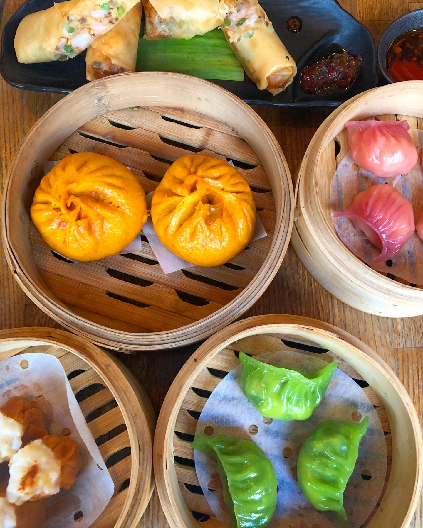 Review : Baozilnn – my favourite Dim Sum restaurant in London