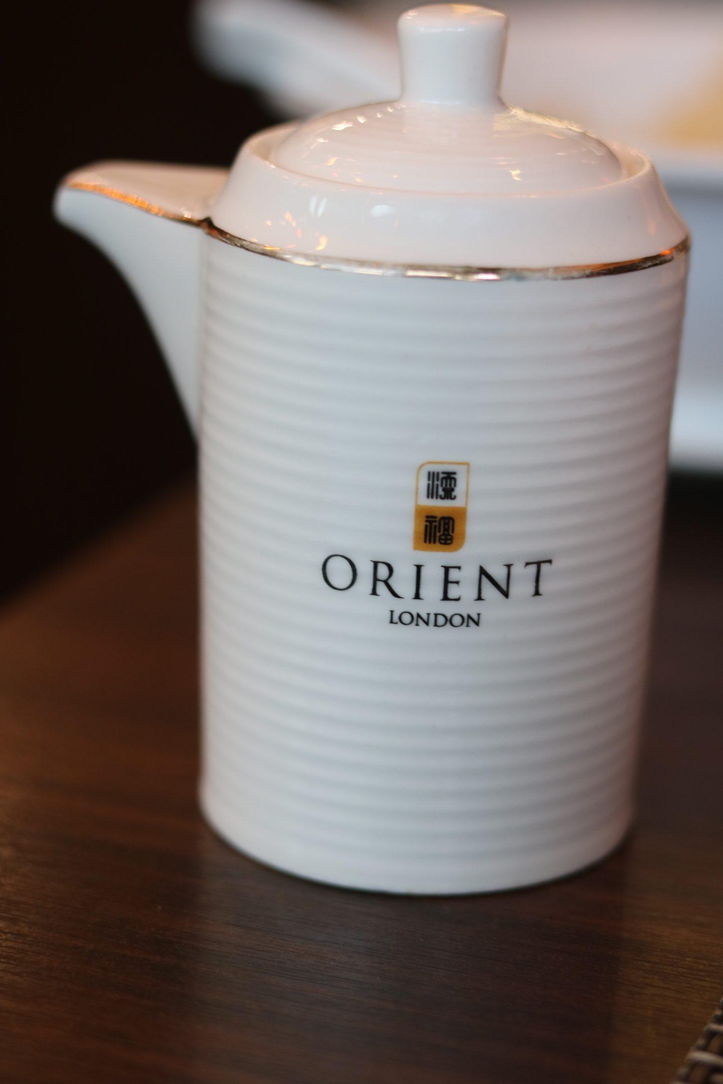Review: Orient London