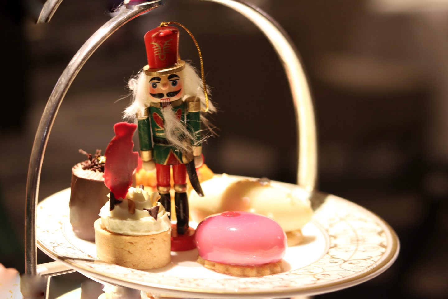 The Nutcracker Afternoon Tea at JW Marriott Grosvenor House