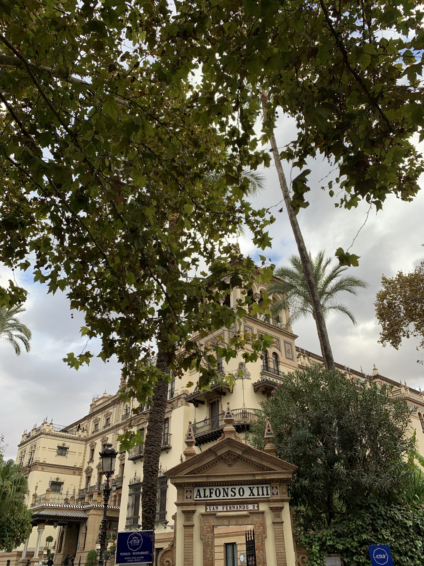 Hotel review: Hotel Alfonso XIII – A Luxury Collection Hotel