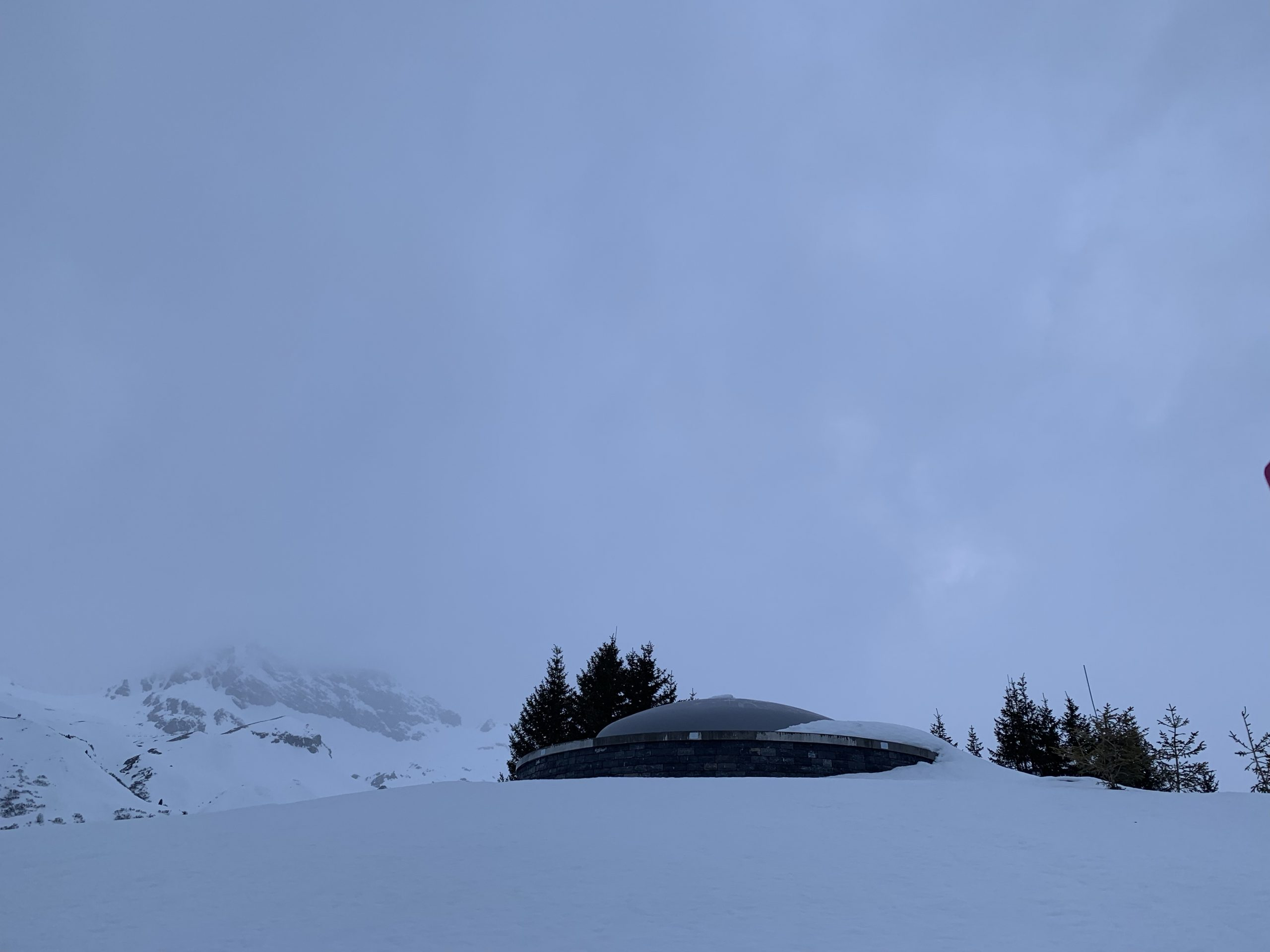 The Skyspace Lech - a walk-in art installation by James Turrell